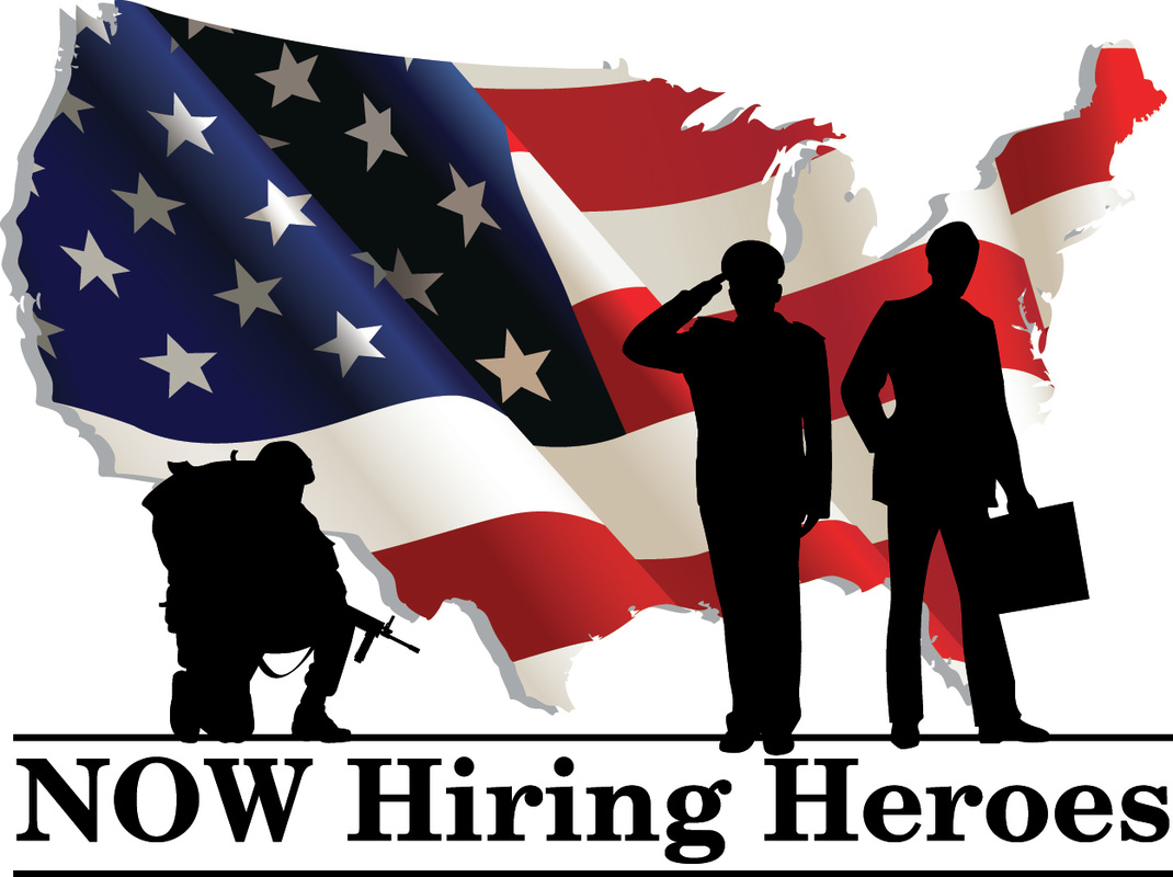 Hire a Military Veteran - NOW Hiring Heroes